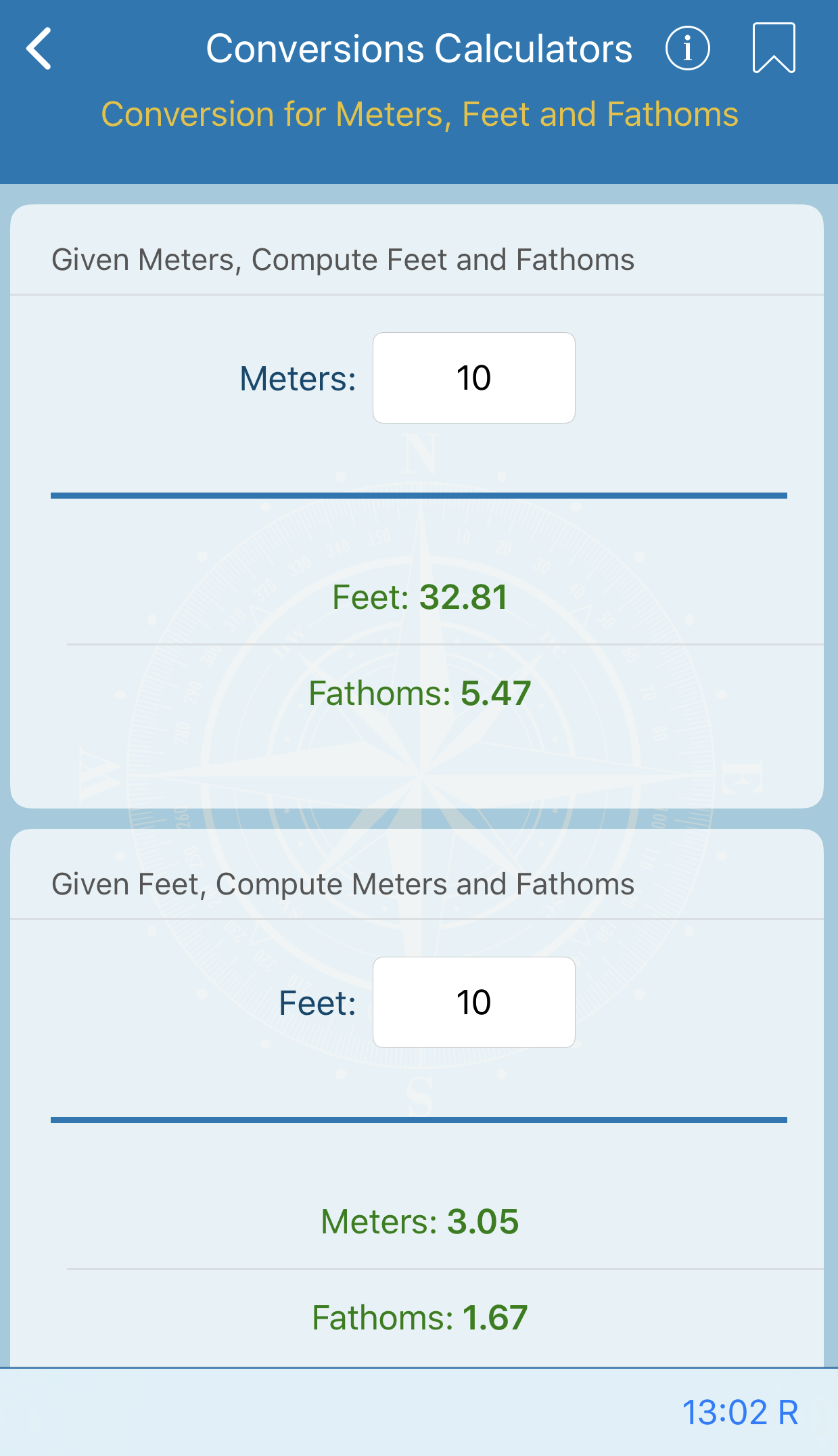 Meters To Feet Chart Solidpion